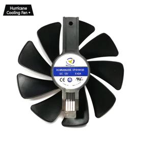 Image 2 - 95mm CF1015H12D Graphics Card Cooler Fan for Sapphire NITRO RX480 RX470 8G RX 470 480 570 580 590 RX570 4G 8G RX580 8G RX590 D5
