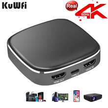 Kuwfi 4K60fps Video Capture Apparaat Type C Interface Grabber Game & Video,Streaming Voor Xbox,PS4, nintendo Switch,PS5
