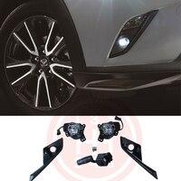 LED Fog Lights Lamp Kit for Mazda CX 3 cx 3 2016 2017 2018 2019