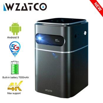 Портативный проектор WZATCO A8 DLP 1