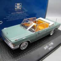 1/43 1974 ehemaligen Sowjetunion Zil 117B Präsident Überprüfung Auto Druckguss Legierung Retro Simulation Fahrzeug Modell Sammlung Kunstwerk
