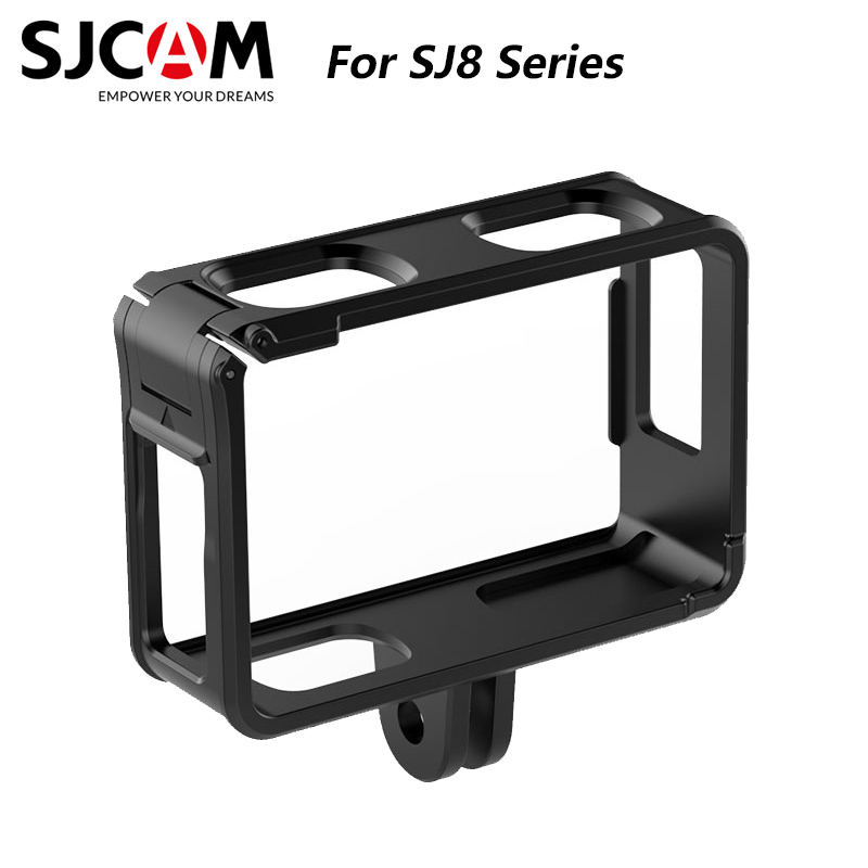 SJCAM Plastic Material Standard Mount Kit Protective Frame Case M10 M10 Wifi