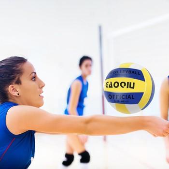 Nowy rozmiar marki 5 miękka siatkówka siatkówka wysokiej jakości piłka siatkowa do treningu piłki dobra oferta mecz siatkówka wymiana # YL5 tanie i dobre opinie ISHOWTIENDA CN (pochodzenie) Siatkówka plażowa Cross Net Volleyball Mini Beach Volleyball Pelota Voleybol Tenis Voleibol