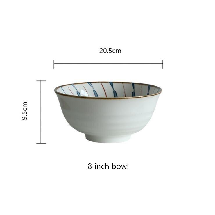 8inch bowl