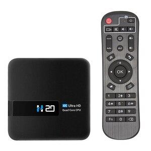 H20 Smart TV Box Set Top Box A