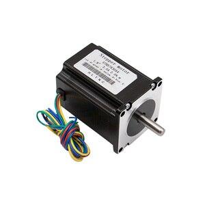 Image 5 - 20PCS 57mm Nema 23 스테퍼 모터 82 mm 본체 길이 2.2 N.m 327oz/in torque from China 저렴한 가격 315 oz Nema23 for CNC 라우터