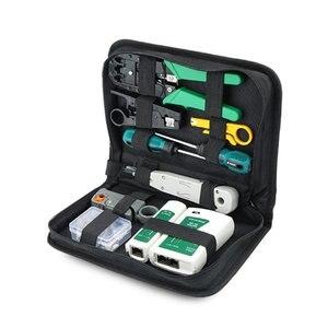 10/12pcs/set Portable LAN Netw