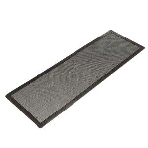 Сетка для вентилятора 12*12 см/14*14 см, охлаждающий Пылезащитный фильтр для корпуса ПК, магнитная сетка из ПВХ, Пылезащитный фильтр, 12*24 см/14*28 см/12*36 см