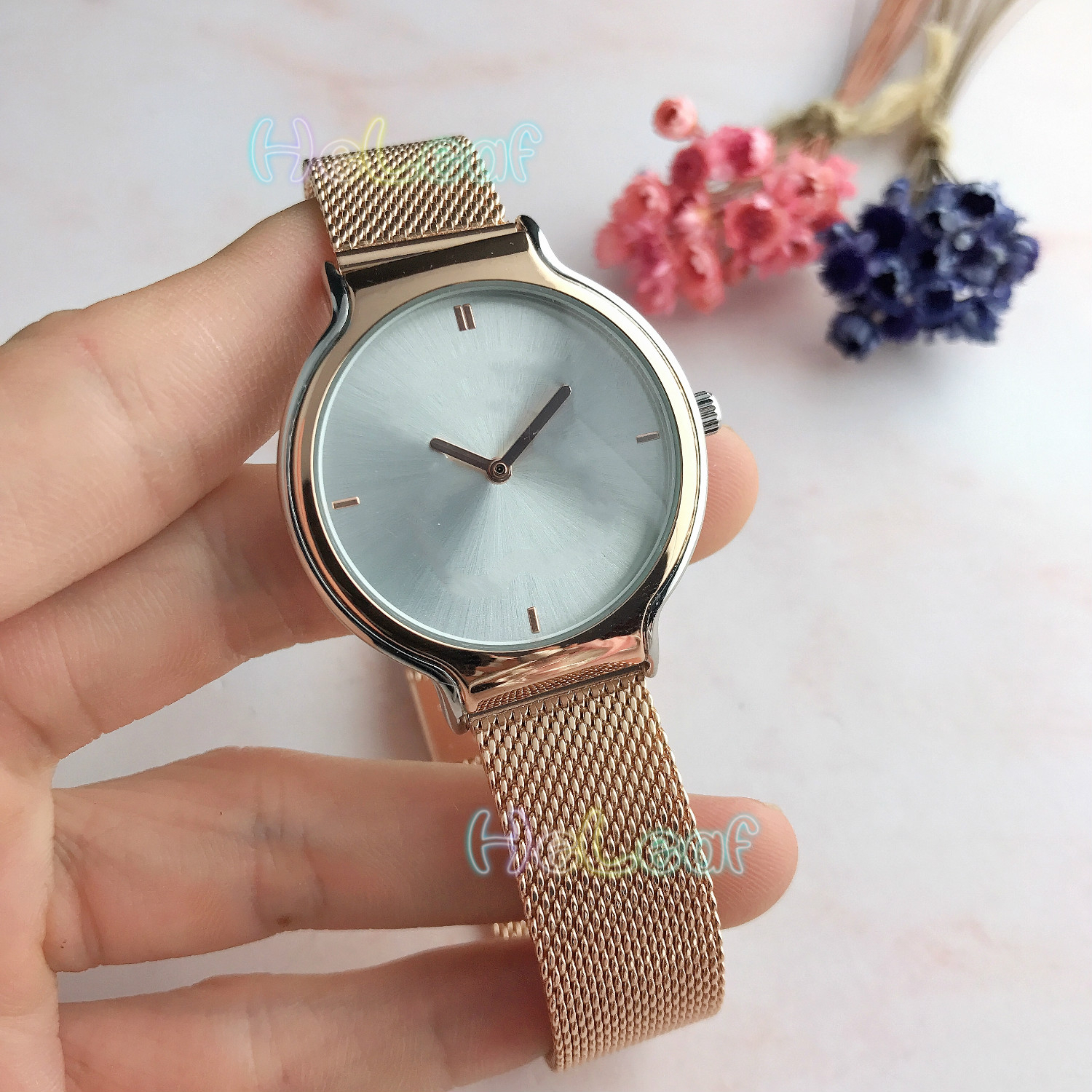 Luxury Reloj Mujer Hot Sale Newest Top Lady Silver Gold Steel Brand Bear Quartz Watch Female Clock Montre Femme Relogio Feminino