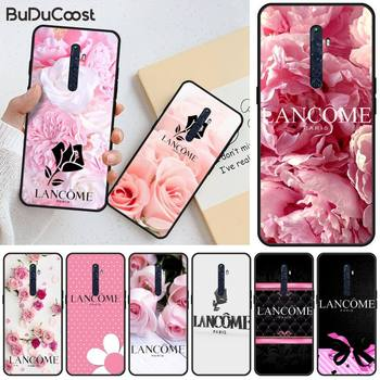 French cosmetics Lancome Phone Case For OPPO A9 2020 R11 11S plus Realme 2 3 3 5 5pro C2Soft Phone Cover image