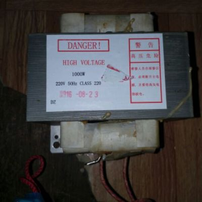 1000W microwave oven transformer for Midea Galanz LG microwave oven universal parts