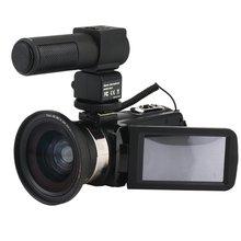 3.0 LCD 24.0MP 18x Camcorder Camera Full HD 1080p Video Camera Digital Zoom 270