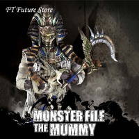 1/6 Collectible COOMODEL X OUZHIXIANG NO.MF009 MONSTER FILE SERIES MUMMY Standard/EXCLUSIVE EDITION Action Figure for Fans Gifts