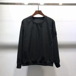2019FW Ghost Collection Embroidery Women Men Sweatshirt Hoodie Hiphop Streetwear Men Sweatshirt Pullover