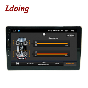 """Image 4 - Idoing 9"""" 4G+64G 2.5D Car Android Radio Multimedia Player For Peugeot 307 307CC 307SW 2002 2013 DSP GPS Navigation no 2 din 4G"""