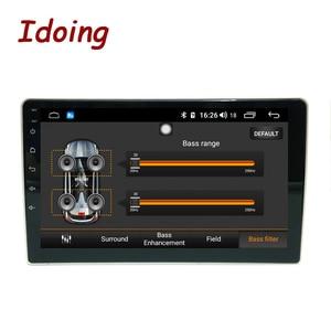 """Image 4 - Idoing 9 """"4G + 64G 2.5D רכב אנדרואיד רדיו מולטימדיה נגן עבור פיג ו 307 307CC 307SW 2002 2013 DSP GPS ניווט לא 2 דין 4G"""