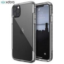 X ドリア防衛エア電話ケース iphone 11 プロマックス軍事グレードテストケースカバー iphone 11 プロアルミカバー