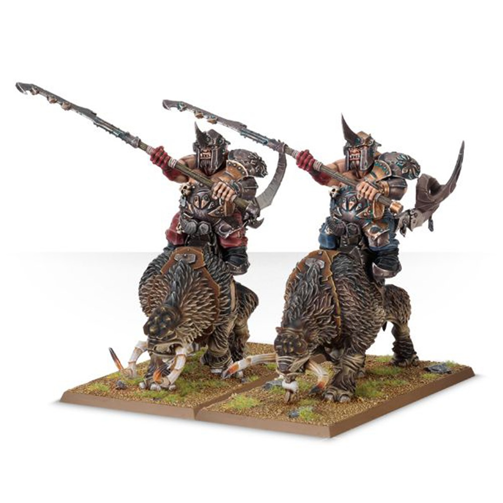 Mournfang Cavalry resin|Model Building Kits|   - title=
