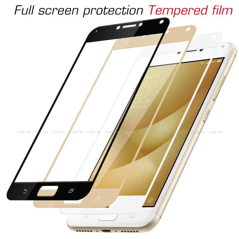 Screen Prorector Tempered Glass For Asus 3 MAX ZC553KL Zenfone3 ZE552KL Zenfone 4 Max ZC554KL 4 ZE55