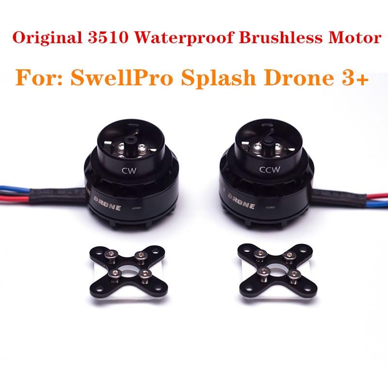SwellPro Splash Drone 3+ Original Motor 3510 Waterproof Brushless Motor 620KV Motor Accessories For SwellPro Splash Drone 3+