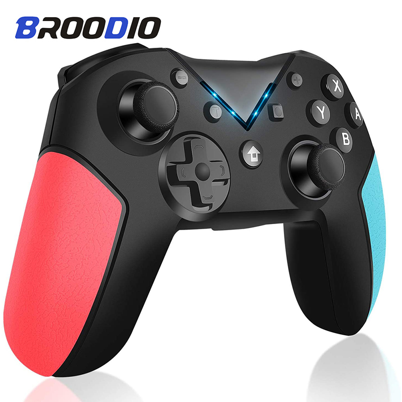 2020 New Version  Bluetooth Controller Wireless For Nintendo Switch Pro Controller Gamepad Joystick For Nintendo Switch Console