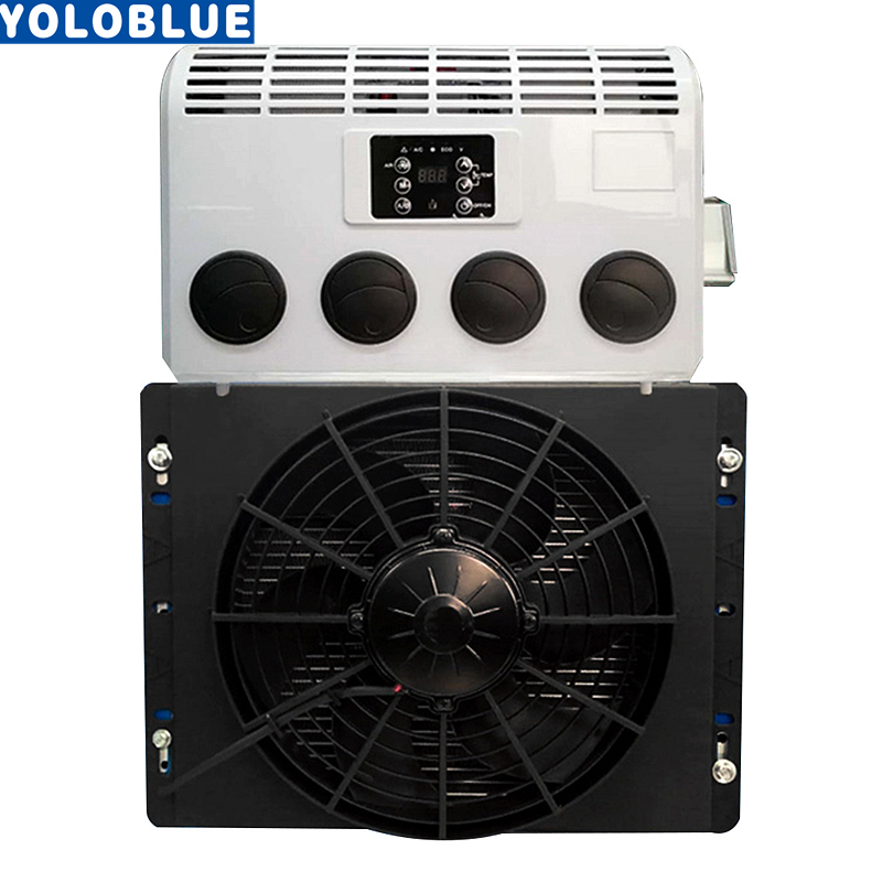 24V Auto Air Conditioning  Electric Truck Air Conditioner For Car