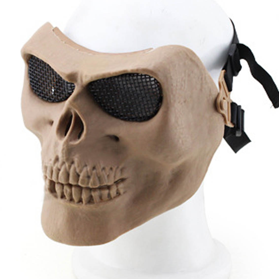 WST New Emirates Mask Outdoor Tactical Paintball Shooting Mask For Airsoft Halloween Activity Paintball Accessories