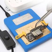 MECHANIKER IX5 laminiert konstante temperatur heizung tabelle Für IPHONE X XS XS-MAX 11 PRO-MAX Motherboard schichtung Oberen und unteren