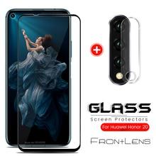 Honor protector de lente de cámara de cristal 20 pro, película protectora de vidrio para huawei honor 20, honor 20, yal l21, 6,26 pulgadas, yal al10