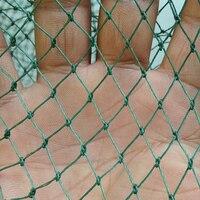Fishing net mesh green fish bag ca