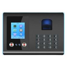 AF01 биометрическая система распознавания лица и отпечатков пальцев, время посещаемости, бесконтактная система без касания, устройство, маши...