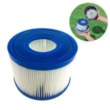 Практичные Моющиеся Многоразовые плавательный картридж для фильтра