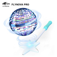 Flynova-Spinner volador Pro Boomerang, juguete antiestrés, Dron antiestrés, Mini mosca mágica, Orb