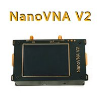 3G Vector Network Analyzer S A A 2 Nanovna V2 Antenna Analyzer Short Wave HF VHF UHF 3.2 Inch Large Screen