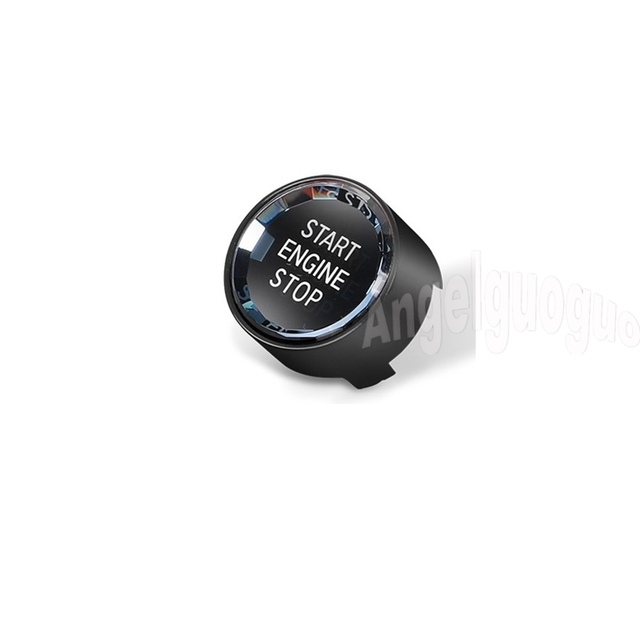 Car Styling ENGINE START STOP Switch Button Sticker For BMW 1 2 3 4 5 6 7 Series F20 F21 F22 F23 F30 F34 F10 F18 F12 F07 F01 F02 4