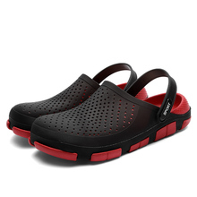 Summer Sandals Slippers Shoes Clogs Crocks Women Male Beach-Sports for Croc/Clogs/Crocks/..