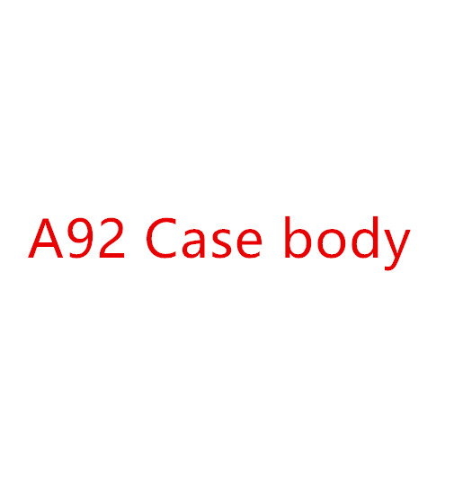 A92 Case Keychain For Two Way Car Alarm System Starline A92 A94 A62 A64 2-way LCD Remote Controller