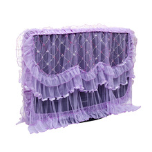 Home Textile Delicate Television Dustproof Covers LCD TV Scr