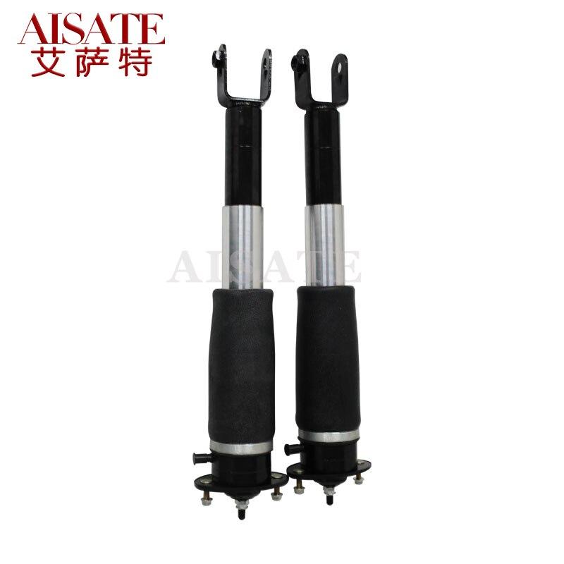 2 sztuk/partia tylne zawieszenie pneumatyczne pneumatyczne Strut dla Cadillac SRX amortyzator gazu amortyzator z elektrycznym 15145221 1930276