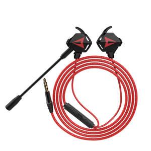 Image 5 - PS4 ためハンズフリー有線ヘッドフォンゲーミングヘッドセット 7.1 サラウンド低音イヤホンとノイズキャンセリングイヤホンマイクイヤフォン