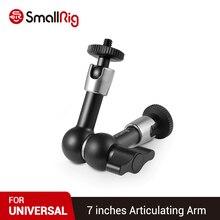 SmallRig DSLR kamera ayarlanabilir sihirli kol 5.5 inç eklemli kol özelliği için 1/4 iplik ile LCD monitör desteği 2065