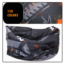 150 Colors Neck Tube Warmer Scarf Outdoor Sport Bicycle Cycling Riding Magic Hea