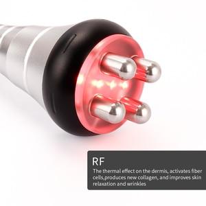 Image 3 - 40K Cavitation הרזיה RF יופי מכונה ירידה במשקל גוף פנים ספא סלון שלילי לחץ עיצוב מכשיר שומן מבער