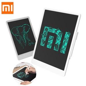 Оригинальные игрушки для рисования Xiaomi Mijia LCD планшет 10/13. 5 дюймов для детей и взрослых универсальная электронная доска для рукописного ввод...