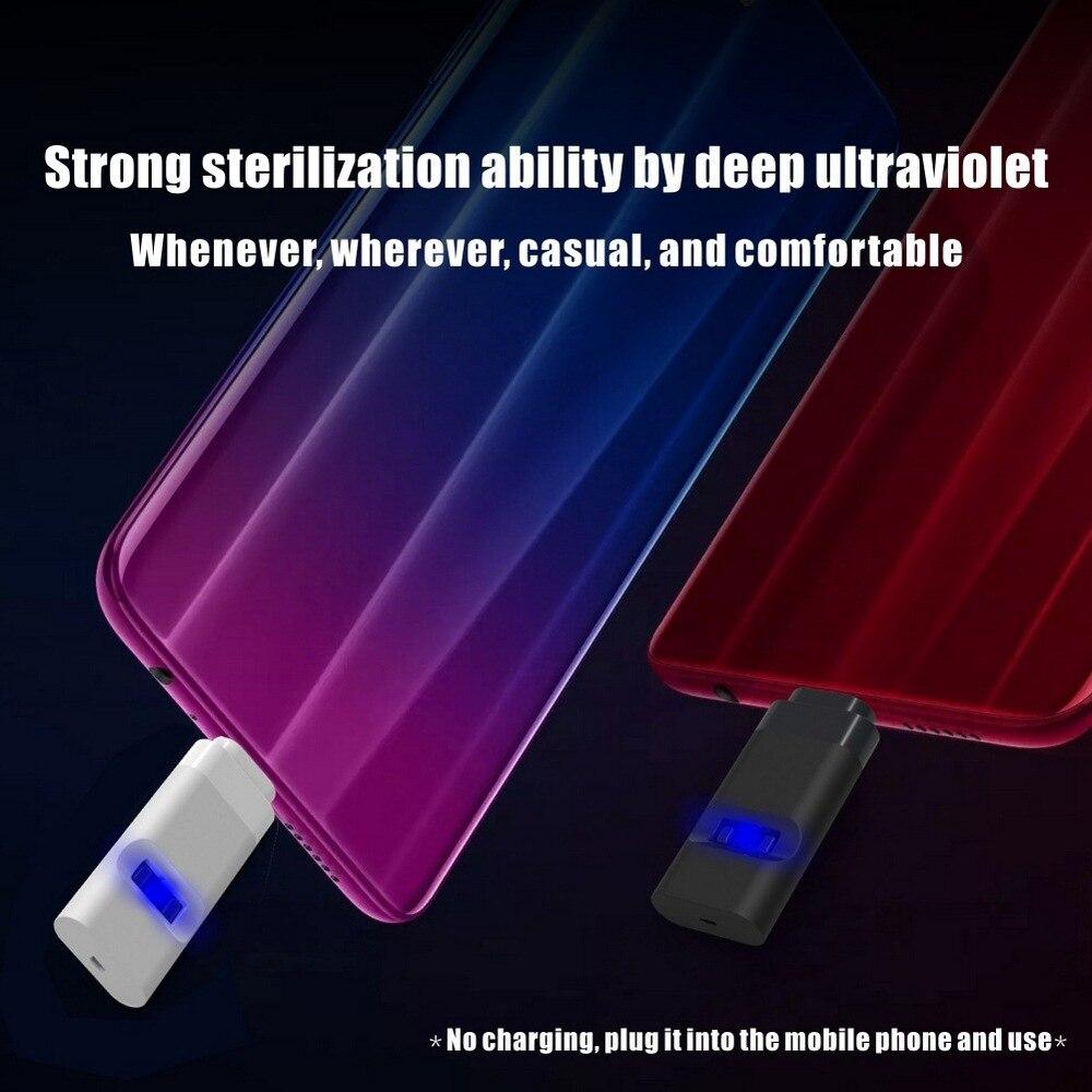 UV Sterilizer Light Lamp Mobile Phone Mini Disinfection Light UVC LED Sanitizer Ultraviolet Lamps UV Sterilizer Disinfectant|Ultraviolet Lamps|   - AliExpress