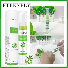 FTEENPLY Acne Treatment Serum Anti-acne Scar Removal Cream Repair Pimple Shrink Pores Blackhead Whitening Moisturizing Skin Care