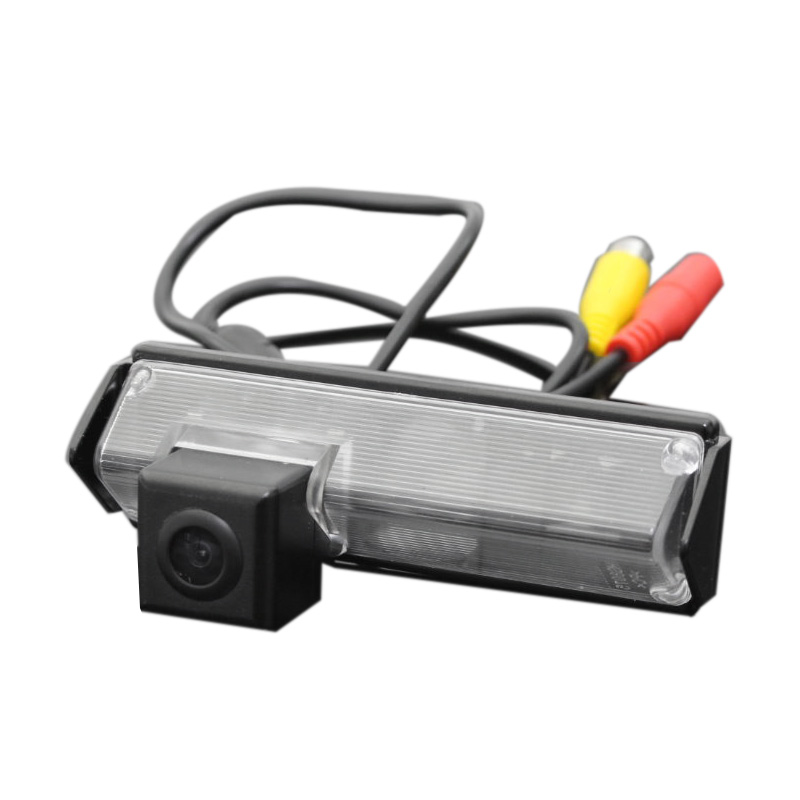 Car Hd Rear View Camera For Mitsubishi Pajero Sport / Pajero Dark 2008~2017