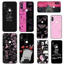 HTXian Lil Peep Custom Photo Phone Case For Xiaomi