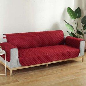 Image 2 - Sofa Cover Meubels Protector Couch Case Waterdicht Sofa Cover Voorkomen Huisdieren Kids Katten Honden Scratch 1/2/3 /4 zits Hoes
