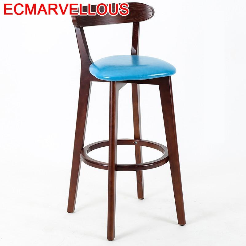 Moderno Hokery Banqueta Barkrukken Sgabello Para Fauteuil Sandalyeler Taburete De La Barra Stool Modern Silla Cadeira Bar Chair
